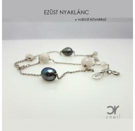 CHERI BOHÉME chain EZÜST NYAKLÁNC BNC20009