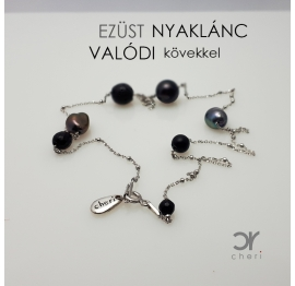 copy of CHERI ROYAL FEKETEGYÉMÁNT NYAKÉK RN19011