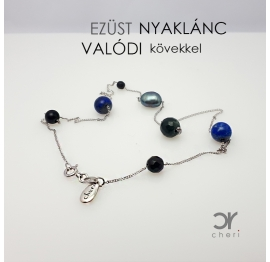 CHERI BOHÉME chain EZÜST NYAKLÁNC BNC20014