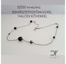 CHERI BOHÉME chain EZÜST NYAKLÁNC BNC21001