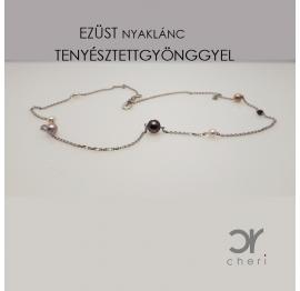 CHERI BOHÉME chain EZÜST NYAKLÁNC BNC21002